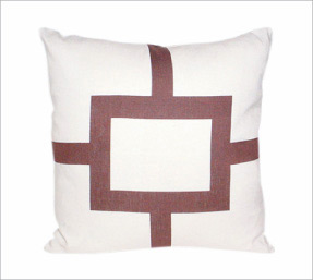 Hybrid-Home Pillow - Square One